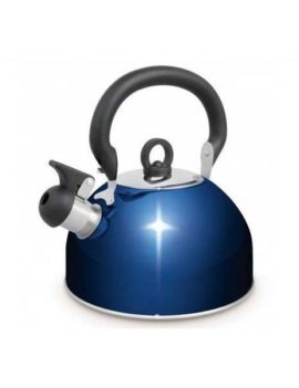 WHISTLING KETTLE 2.5L, BLUE