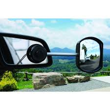 Camec Suction Cup Towing Mirror