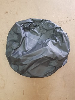 Spare Wheel Dust Cover – Cheval Liberte