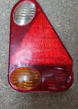 Rear Indicator Lens – Cheval Liberte
