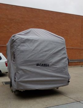 CARAVAN COVER – HOBBY AND GLIDER