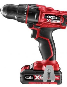 Ozito Power Drill – 18V Driver Kit