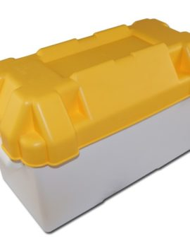 Leisure Battery Securing Box