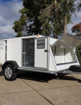 4 Berth Dog Trailer