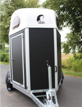 CHEVAL LIBERTE GT FIRST – HORSE FLOAT – TACK BOX – LIGHTWEIGHT