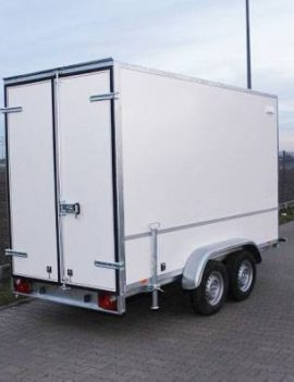 Box Trailer – Fully Sealed / Insulated – Lightweight – Side Open