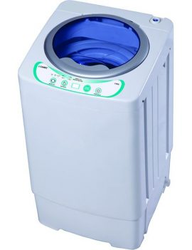 COMPACT RV 2.5KG WASHING MACHINE