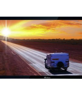 RV Media Evolution 24″ LED HD TV/DVD/PV with Bluetooth
