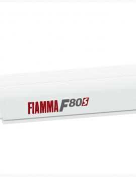 Fiamma F80 S Awning P/WH 3.4m, Royal Grey