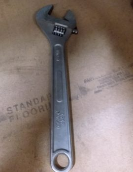Chrome Vanadium 450mm 18Inch Shifting Spanner