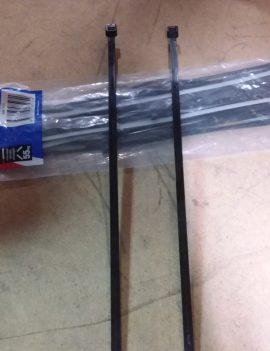 Crescent Cable Ties 370mm×7.6mm