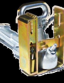 Dual Coupling Lock