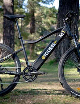 ETourer M1 E-Bike MTB Model