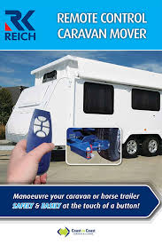 Reich Eco Caravan Mover – Single Axle